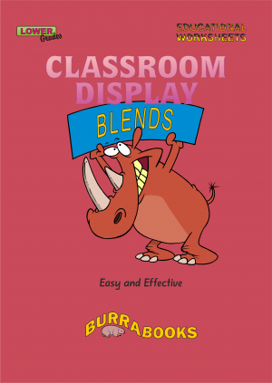 Classroom Display - Blends-41481