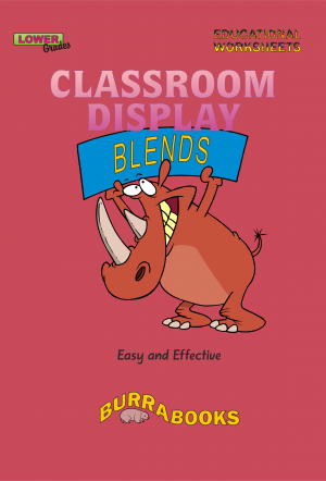 Classroom Display - Blends