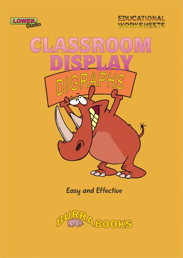 Classroom Display - Digraphs