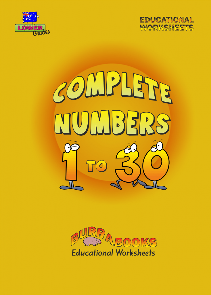Complete Numbers 1 to 30