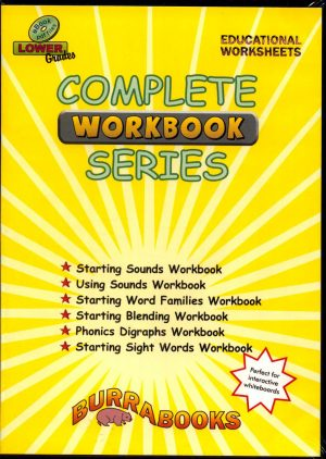 Complete Workbook Series - Book on CD-42050