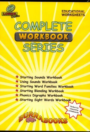 Complete Workbook Series - Book on CD
