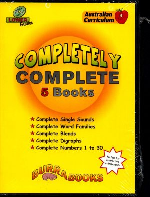 Completely Complete 5 in 1 - Book on CD-42038