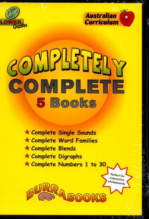 Completely Complete 5 in 1 - Book on CD