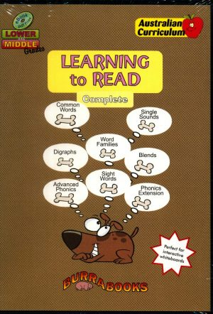 Learning to Read – Complete 8 books