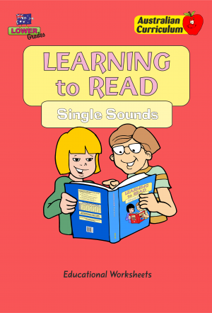 Learning to Read – Single Sounds