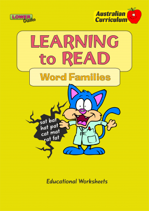 Learning to Read – Word Families