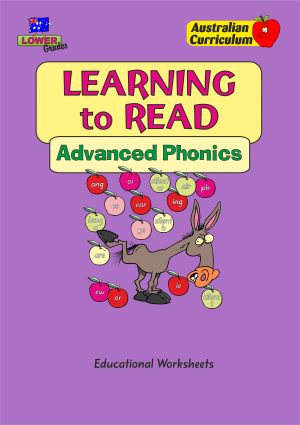 Learning to Read - Advanced Phonics-41563