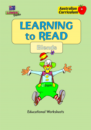 Learning to Read - Blends-41564