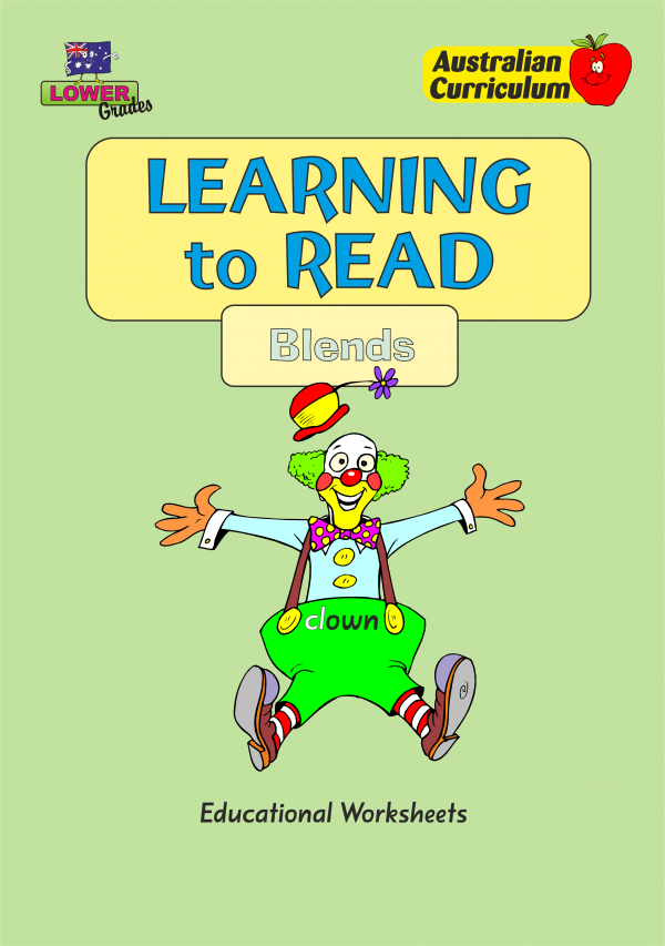 Learning to Read - Blends
