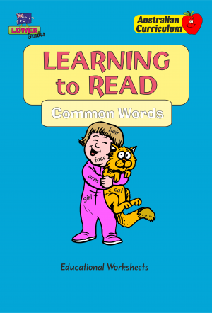 Learning to Read - Common Words