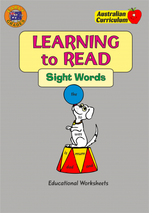 Learning to Read - Sight Words
