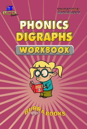 Phonics Digraphs – Workbook
