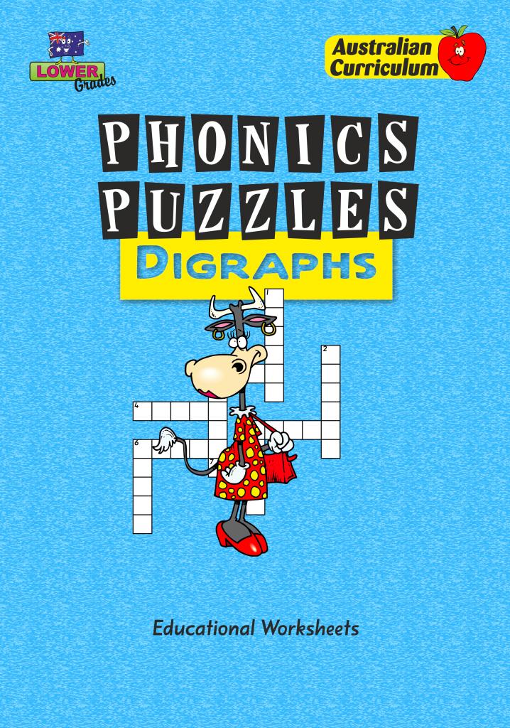 Phonics Puzzles – Digraphs