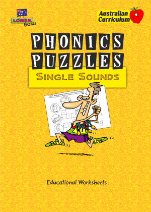 Phonics Puzzles – Single Sounds