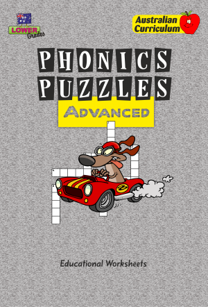 Phonics Puzzles - Advanced-41540
