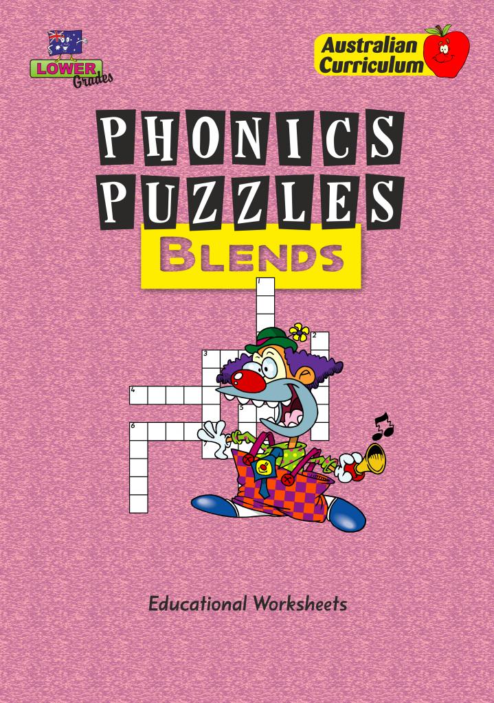 Phonics Puzzles - Blends-0