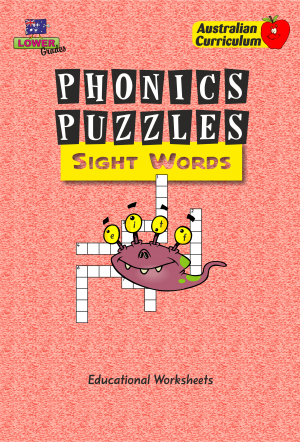Phonics Puzzles - Sight Words-0