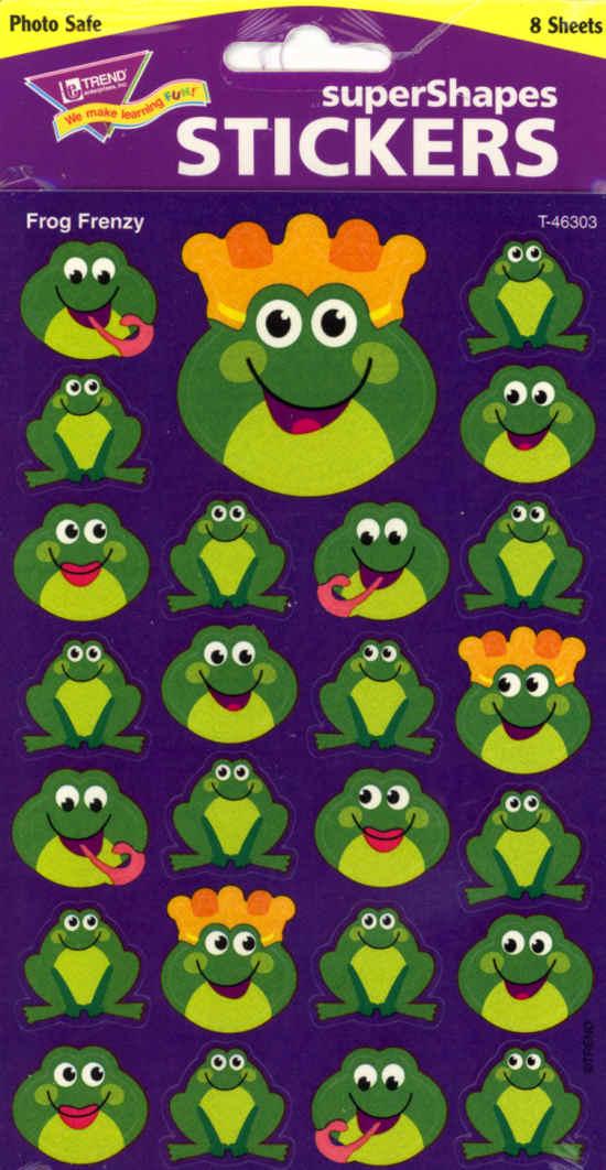 Frog Frenzy