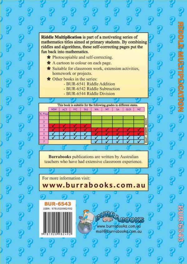 6 Back Cover