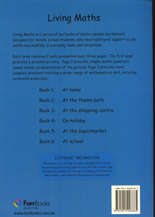 8 Back Cover
