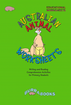 Australian Animal Worksheets-0