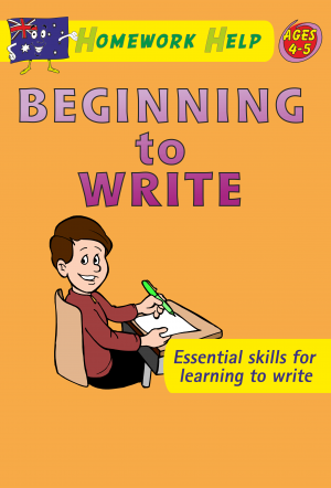 Beginning to Write-41476