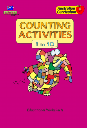 Counting Activities 1 to 10-0