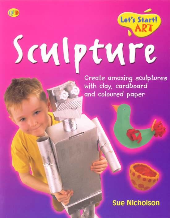 Let's Start Art - Sculpture-0