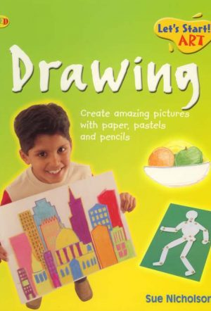 Let's Start Art - Drawing-0