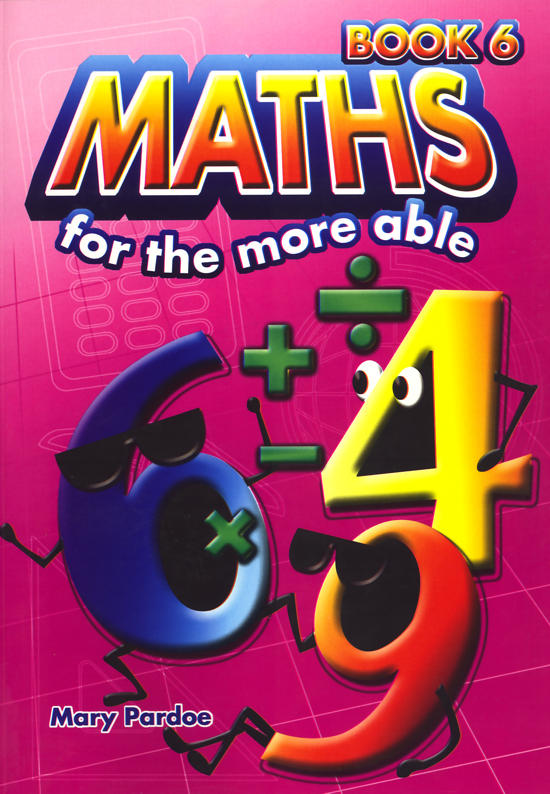 Maths for the More Able - Book 6-0