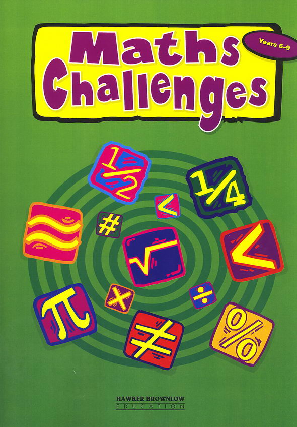 Maths Challenges - Years 6 - 9-0