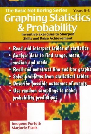 Basic Not Boring - Graphing, Statistics and Probability-0