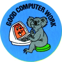 Good Computer Work - Merit Stickers-0