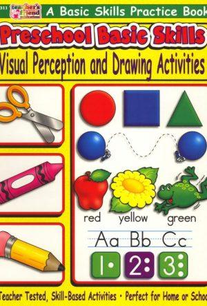 Preschool Basic Skills - Visual Perception and Drawing-0
