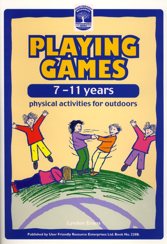 Playing Games - 7-11 Years-0
