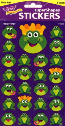 Frog Frenzy - Super Shapes-0