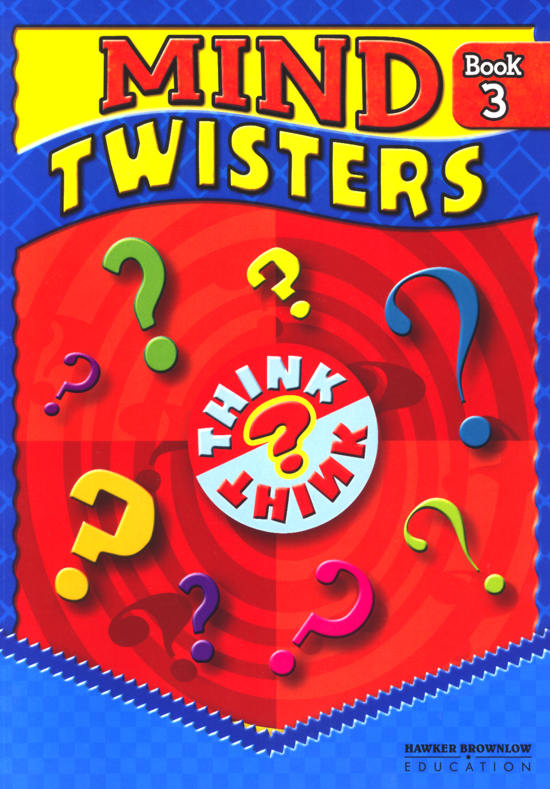 Mind Twisters - Book Three-0
