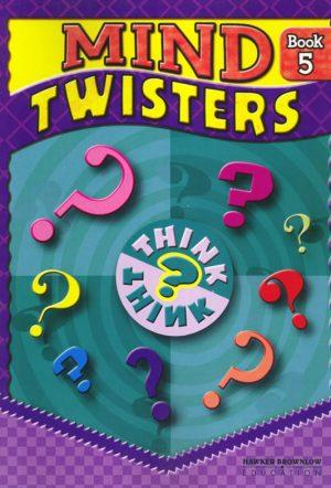 Mind Twisters - Book Five-0