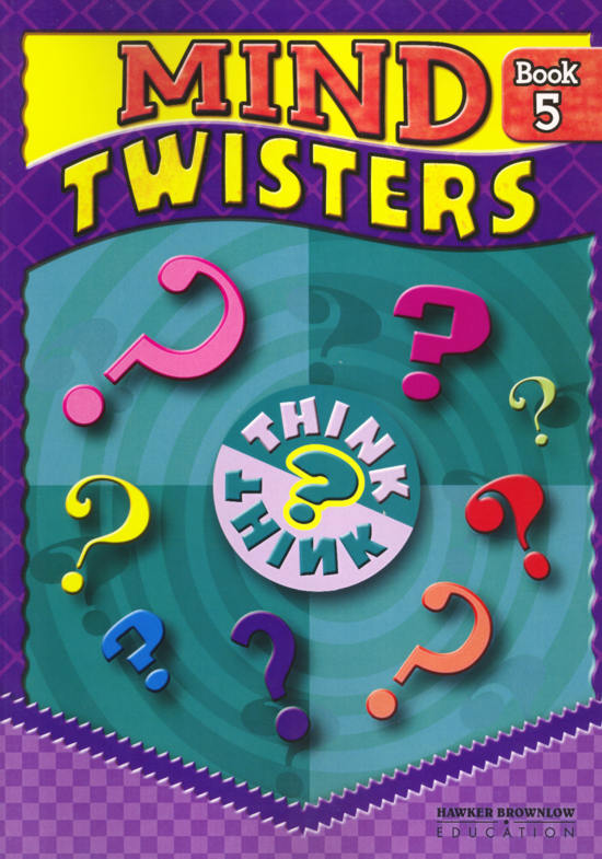 Mind Twisters - Book Five-0