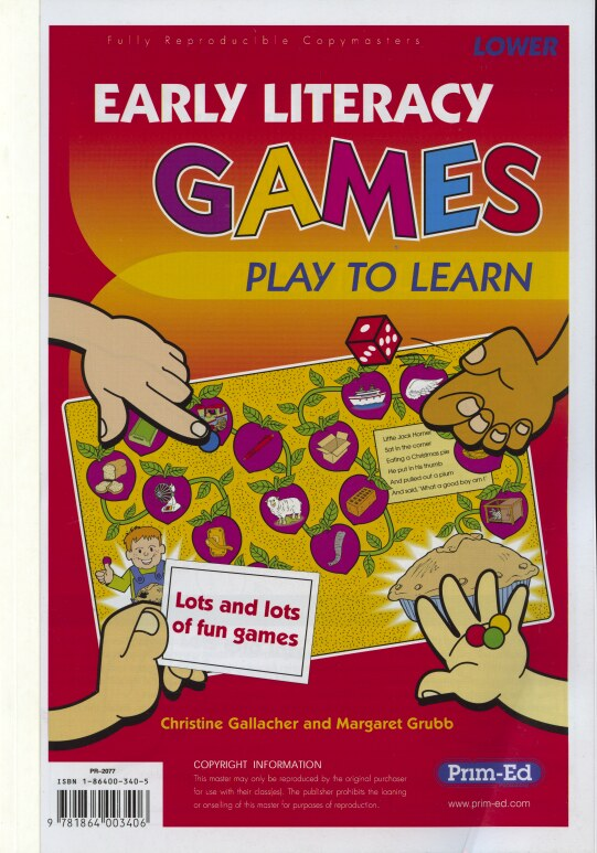 EARLY LITERACY GAMES - PLAY TO LEARN-0
