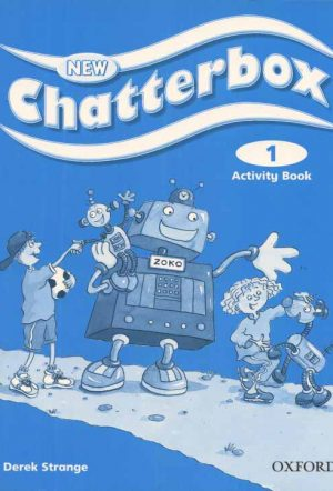 New Chatterbox 1 Activity Book-0