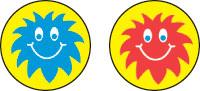 Warm Fuzzies Stickers - 768 per pack-0
