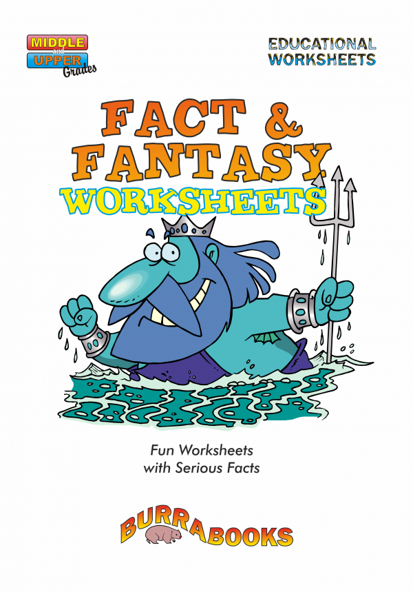 Fact and Fantasy Worksheets-0