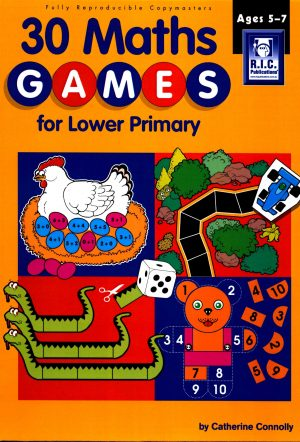 30 Maths Games - Lower-0