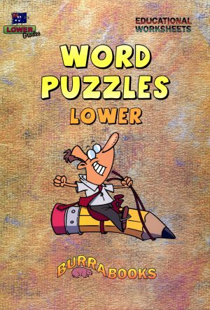 Word Puzzles - Lower-41708
