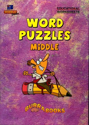 Word Puzzles - Middle-41709