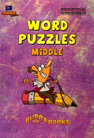 Word Puzzles - Middle-0