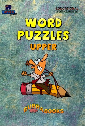 Word Puzzles - Upper-0