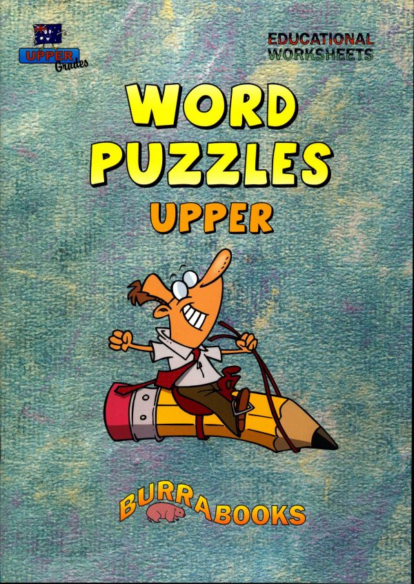 Word Puzzles - Upper-41710